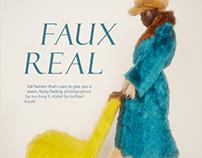 FAUX REAL for Nylon Magazine