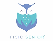 Logo Identity | Fisio Sénior