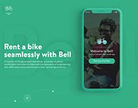 Bell - A student bike rental app