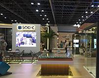Sodic Stand@ EPS Dubai 2018