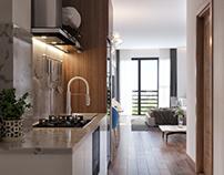 Mini Apartment _ DA Visual