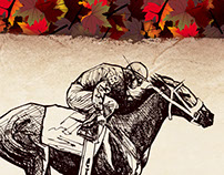 Churchill Downs Fall Racing