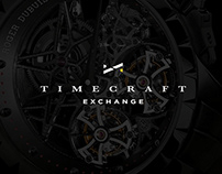 Branding Identity: Timecraft Exchange