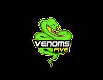 VenomsFive Branding