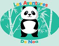 Les Aventures de Noa Jeu d'énigme 4-6 ans Web/Print