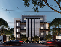 RESIDENTIAL BUILDING - KH