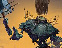 Art War IV. Last Earth Elemental