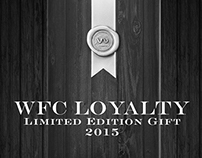 WFC Loyalty Gift Box 2015