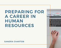 Sandra Charton   Prepping for a Career in HR
