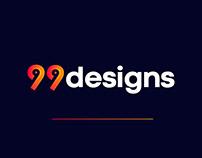 99designs logo redesign