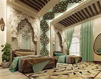 Kids Room, private villa, Doha,Qatar