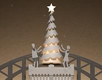 The Rocks Christmas