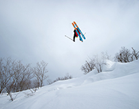 The Call of the White Gold Japanese Freeski Journey