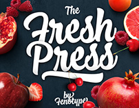 Fresh Press Type Family