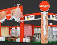 Magizi/Yangzi - Projeto de Stand