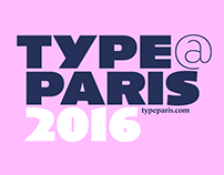 TypeParis Summer 2016