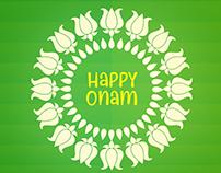 Happy Onam Holidays | Sukriti Jewelry