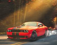 Dodge Challenger SRT® Hellcat Visual