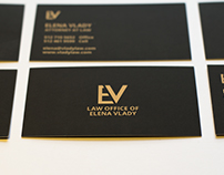 Law Firm - logo & business cards