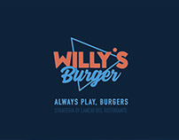 Willy's Burger - Milano