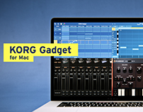 KORG | KORG Gadget for Mac Launch Movie