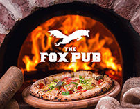 THE FOX PUB - Branding