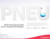 Água Parada - Bradesco Seguros