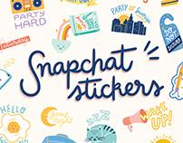 Snapchat Stickers