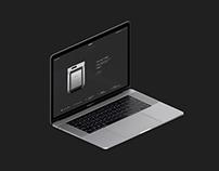 Bork Website