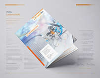 Brochure Design - Copaltec /// Germany