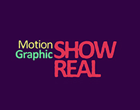 Show Real 1 Motion Graphic