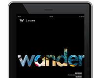 Wander Digital Magazine