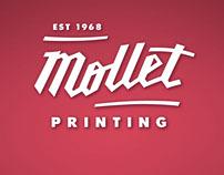 Mollet Printing Website