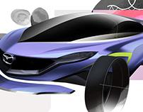 Mazda Autonomous Joy! '15