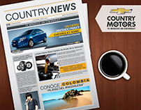 Country Motors News