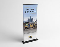 RBV Contracting: event banner and logo update