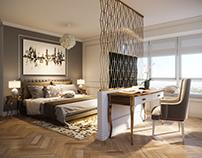 Suri Bedroom