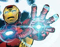 Iron Man 80's