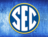 2015 SEC Football Media Days Posters