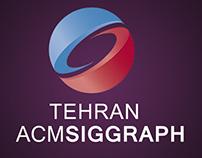 Tehran ACM Siggraph posters series .
