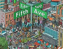 Walk Off the Earth Fifth Avenue Album Cover