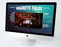 Magnetic Fields Festival 2014 Website