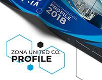 "Profile For ""ZONA UNITED CO."""