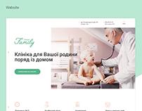 Ilaya Family Corporate identity / website
