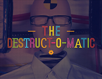 Comedy Central's Destruct-o-Matic