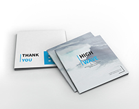 High Wave Square Surfing Brochure