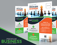 Premium Business Flyer Design Template