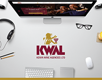 KENYA WINE AGENCIES LTD (KWAL) WEBSITE REVAMP