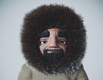 Inuit Man