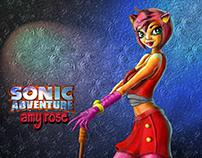 Amy Rose Sonic